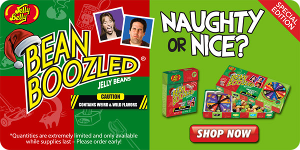 BeanBoozled Naughty or Nice Jelly Beans